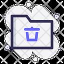 Trash Folder Delete Folder Trash Icon