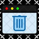 Trash Page Garbage Delete Icon