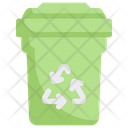 Trash Recycle Icon