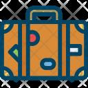 Travel Trip Case Icon