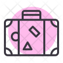 Travel Luggage Baggage Icon