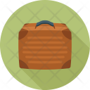 Travel Photography Briefcase Icon
