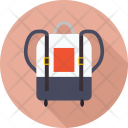 Travel Baggage Bags Icon
