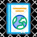 Travel Tourism Booking Icon