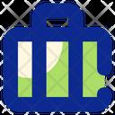 Travel Bag Vacation Icon