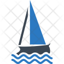 Travel Ship Icon
