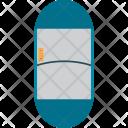 Travel Fridge Refrigerator Icon