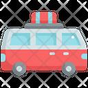 Van Sport Travel Icon