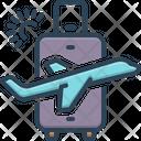 Travel Trek Iteration Icon