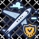 Travel Flight Plane Icon
