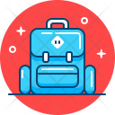 Travel Bag Transport Icon
