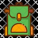 Travel Bag Bag Bagpack Icon