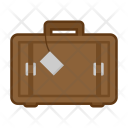 Suitcase Summer Travel Icon