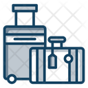 Travel Bag Icon