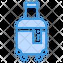 Travel Bag Bag Case Icon