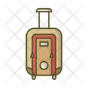 Valise Travel Bag Baggage Icon