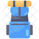 Travel Bag Luggage Backpack Icon
