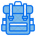 Travel Bag Bag Camping Icon