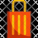 Travel Bag Outdoor Location Icon