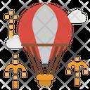 Travel Balloon Icon