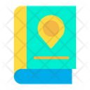 Travel Book Icon