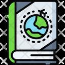 Travel Book Icon
