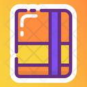 Bookmark Travel Book Novel Icon