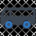 Travel Bus Transport Icon