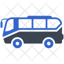 Bus Travel Vacation Icon