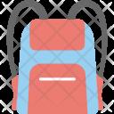 Packsack Backsack Baggage Icon