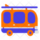 Travel Car Icon