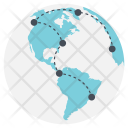 Travel Destinations Icon