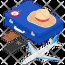 Travel Equipment Icon