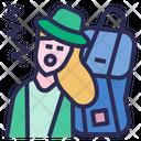 Travel Fatigue Tired Fatigue Icon