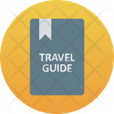 Travel Guide Guidebook Travel Information Icon
