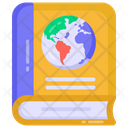 Travel Book Travel Guide Guidebook Icon