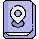 Travel Guide Guide Book Travel Book Icon