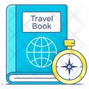 Travel Guide Travel Guide Book Travel Booklet Icon
