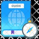 Travel Guide Book Icon