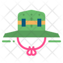 Travel Hat Icon
