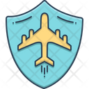 Travel Insurance Travel Insurance Protection Airplane Icon