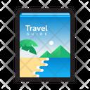 Travel Magazine Icon
