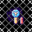 Mini Travel Fan Icon
