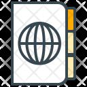 Travel notes Icon