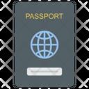 Travel Passport Travel Pass International Passport Icon