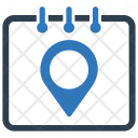 Travel schedule Icon