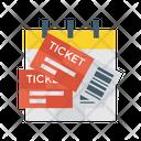Travel Schedule Ticket Booking Ticket Schedule Icon