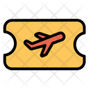 Flight Ticket Ticket Traveler Ticket Icon