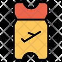 Travel Ticket Icon