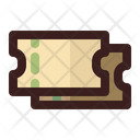 Travel Ticket Boarding Pass Ticket Icon